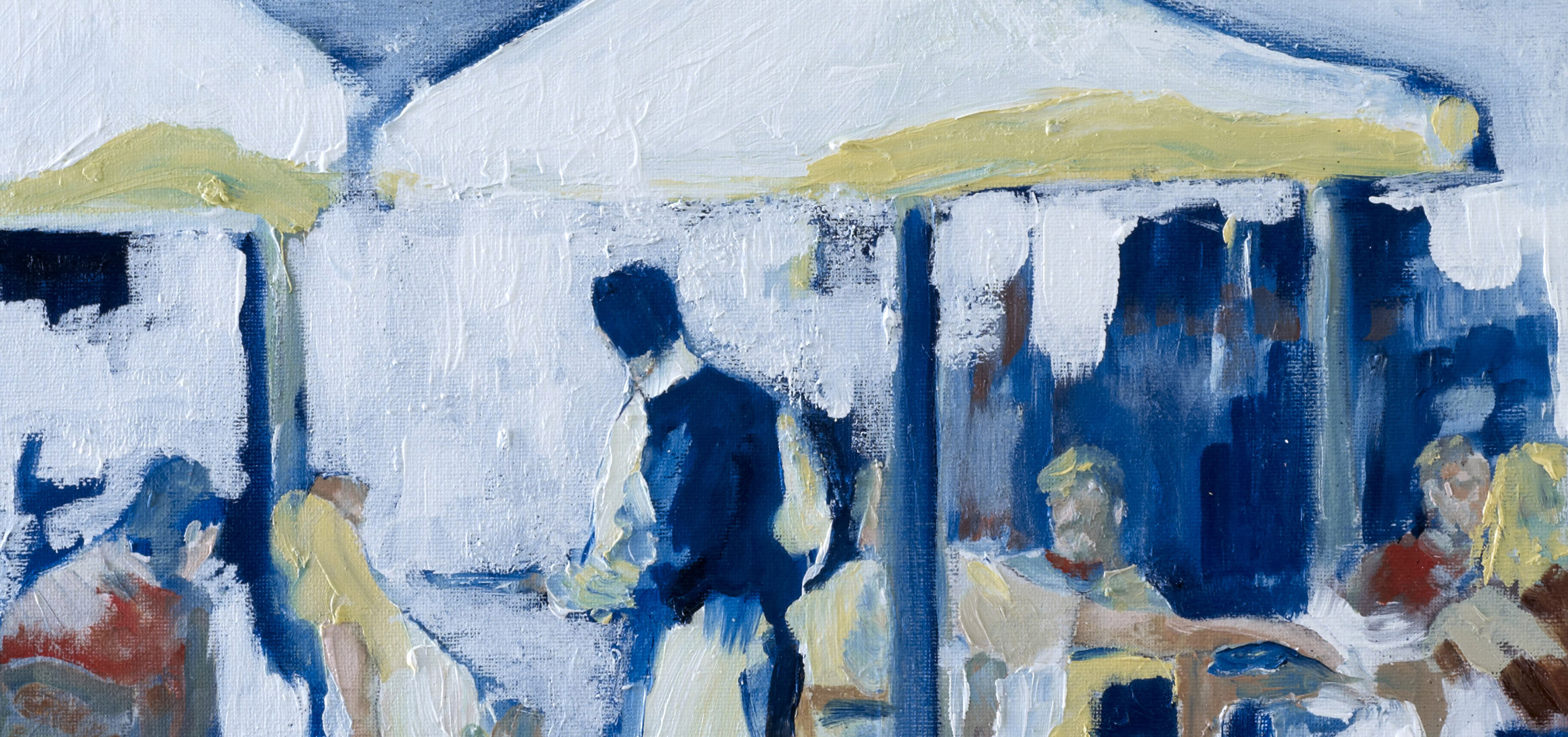 """""""To own an original piece of artwork from any artist is a delight. To own one painted by Gower is a rare privilege…"""""""
